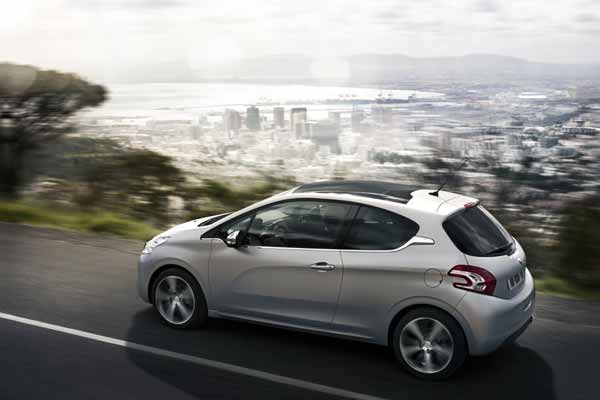 Review Of Peugeot 208 Allure 1 4 Hdi