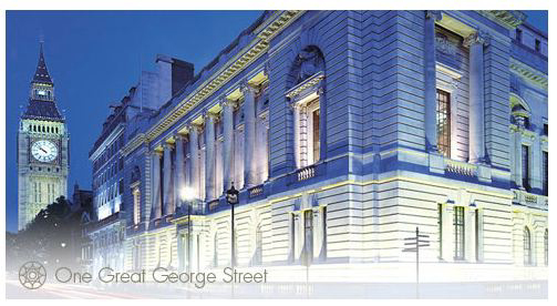 One Great George Street, London