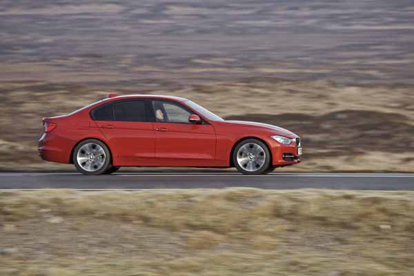 The 3 Series is responsible for one-fifth of  all BMW sales