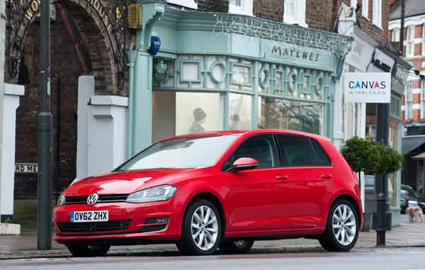 Review Of The Volkswagen Golf Gt 1 4 Tsi Act 5dr