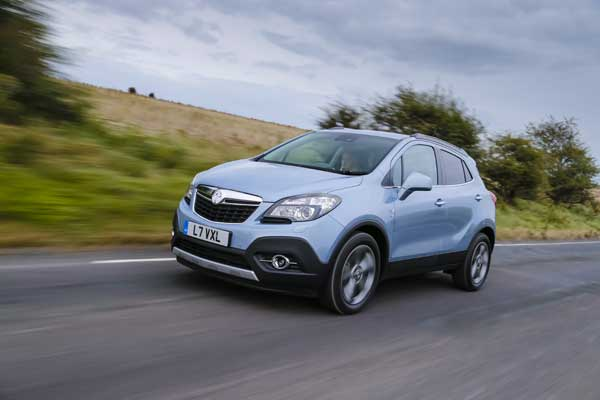 Vauxhall's first entrance in to the growing compact SUV segment