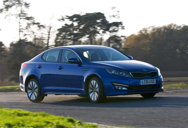 Unveiled back in 2010 at the New York Auto Show,  the Optima became Korea's top-selling car within a month of going on sale