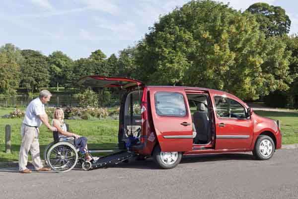 Wheelchair Access Vehicles (WAV)