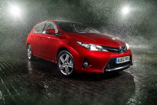 The new Auris promises to significantly improved residual values and more competitive total ownership costs