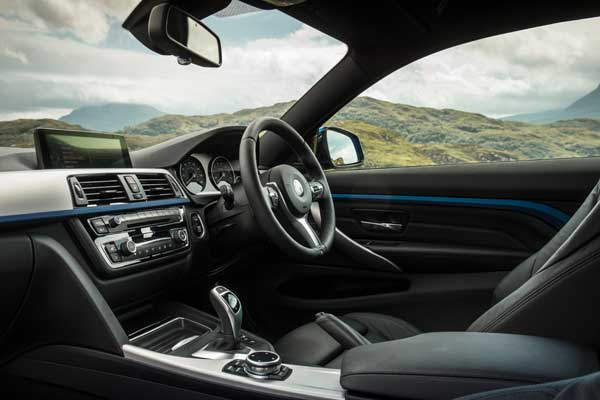 The new 4 Series Coupé promises a significantly higher standard specification than the model it replaces.