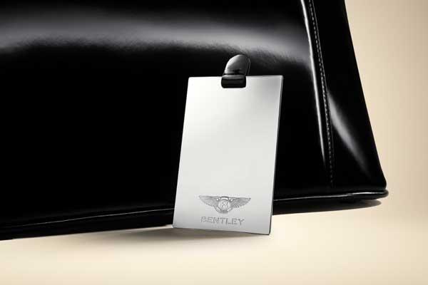 Bentley Handbag Collection - The Continental - Onyx
