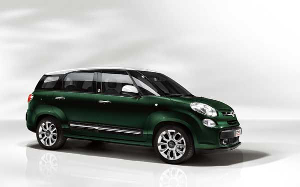 The 500L MPW is the most compact 5+2-seat* people carrier in the segment