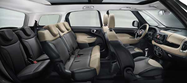Prices start from £15,795 OTR for the 500L 1.4 Pop Star