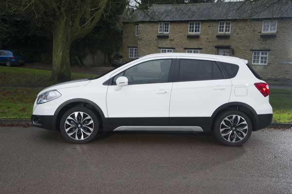 suzuki sx4 s cross 1 6 ddis sz t allgrip manual. Black Bedroom Furniture Sets. Home Design Ideas