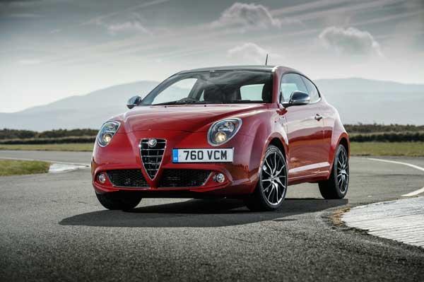 The 2014 Alfa Romeo MiTo
